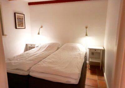 Soveværelse lejlighed